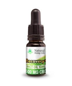 CBD Recovery Curcumin + Piperine 5%