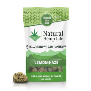 Lemon Haze Premium CBD Buds