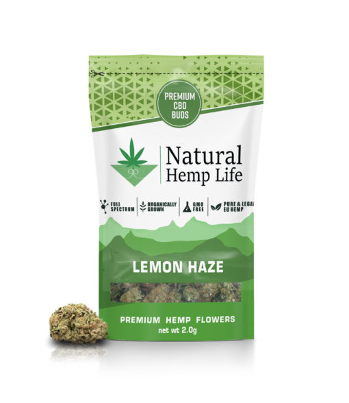 Lemon Haze Premium CBD Buds