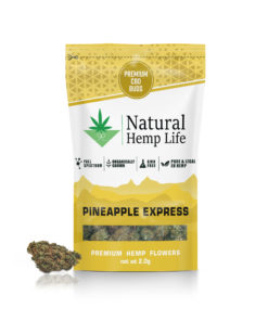 Pineapple Express Premium CBD Buds