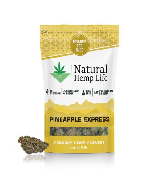 Pineapple Express Premium CBD Buds