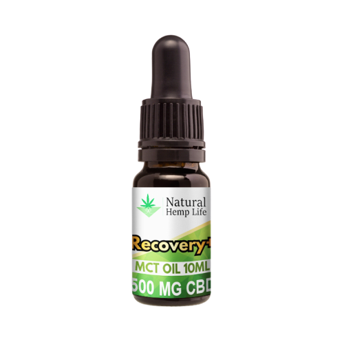 CBD Recovery Hemp Oil 5%